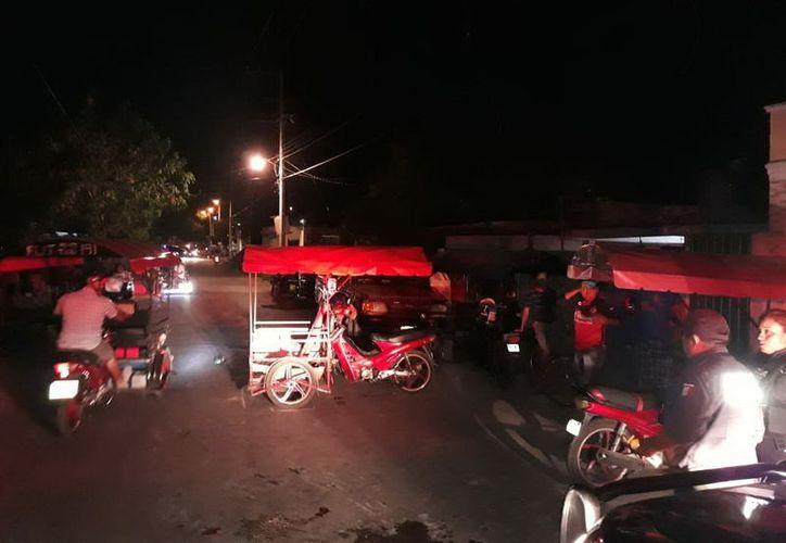 De acuerdo con datos preliminares, el guiador del mototaxi que ocasionó el accidente, conducía en estado de ebriedad. (SIPSE)