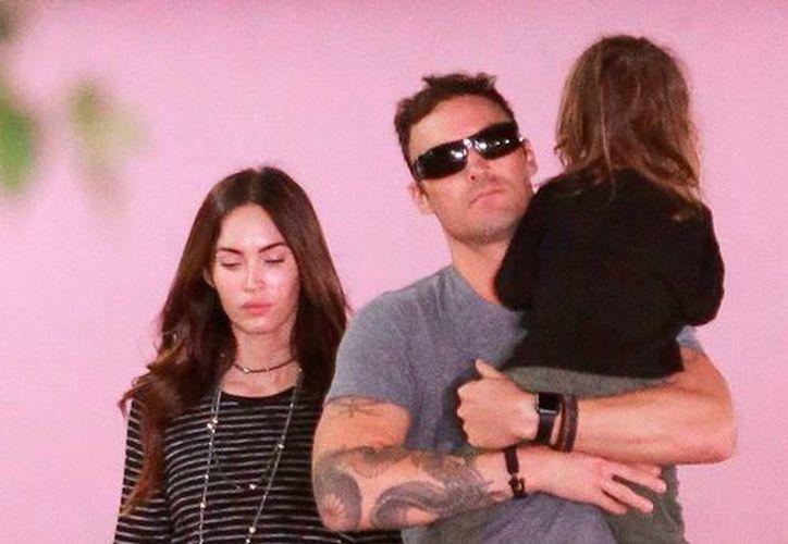 Megan Fox y Brian Austin Green dividen bienes tras acordar su divorcio. La imagen es de archivo. (megan-fox.com)
