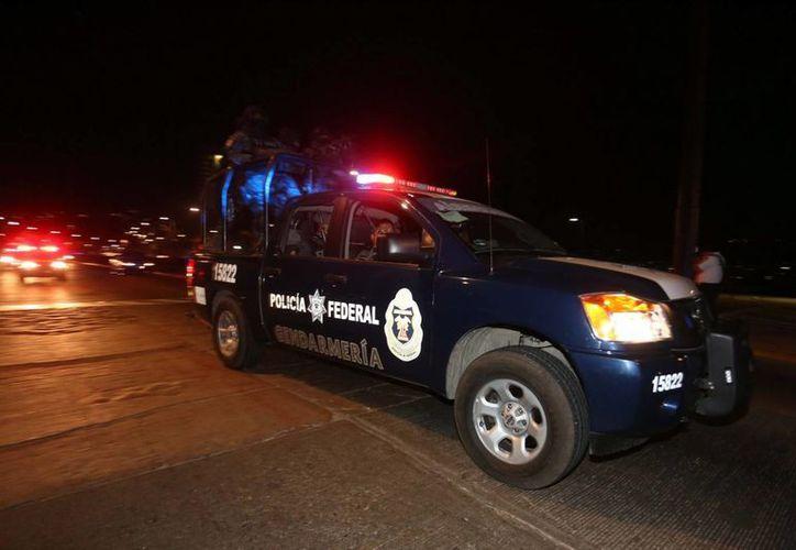 En los próximos días se realizarán importantes eventos en Guerrero, por lo cual fue redoblada la seguridad. (Notimex)