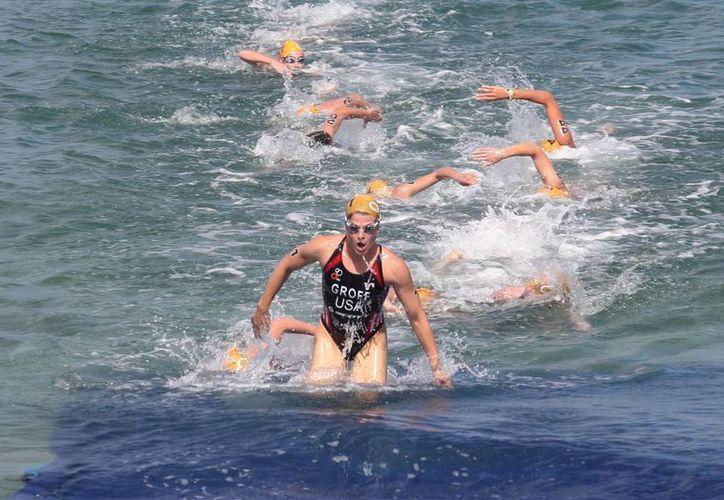 En la rama varonil participaron 72 atletas y en la femenil, 46 competidoras. (Julián Miranda/SIPSE)
