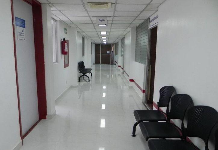 Ya se autorizaron recursos para la Unidad de Resonancia Magnética de Chetumal y la Sala de Hemodinamia del Hospital General de Playa del Carmen, que estarán listas este año. (Redacción/SIPSE)