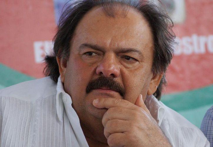 El ex presidente municipal, Eduardo Espinosa Abuxapqui, ya tiene cuatro denuncias en su contra. (Archivo/SIPSE)