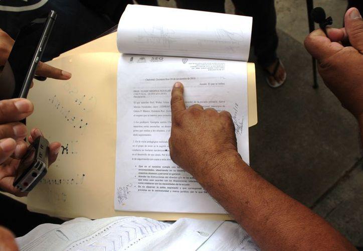 La Secretaría de Educación de Quintana Roo advierte que es posible que no le renueve el contrato al maestro acusado de abuso, en una primaria de Chetumal.  (Daniel Tejada/SIPSE)