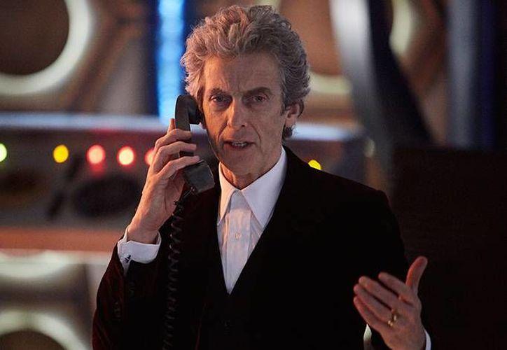 El programa especial de 'Doctor Who' se transmitirá el próximo 25 de diciembre a través del canal SyFy a las 22:00 hrs.(Foto tomada de Facebook/Doctor Who)