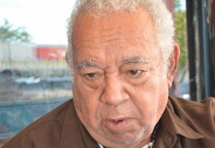 Abraham Martínez Ross, precisó que Quintana Roo, presentó como defensa todos los documentos posibles. (Jorge Carrillo/SIPSE)