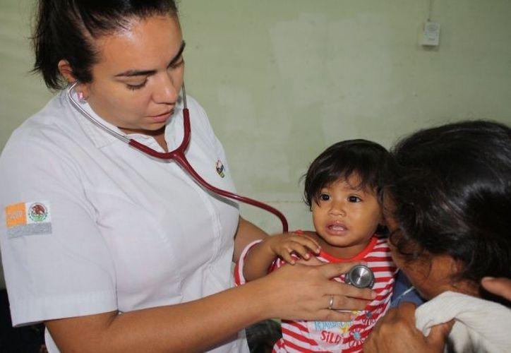 Los más afectados en esta temporada con enfermedades de las vías aéreas son los menores de cinco años. (sipse.com)