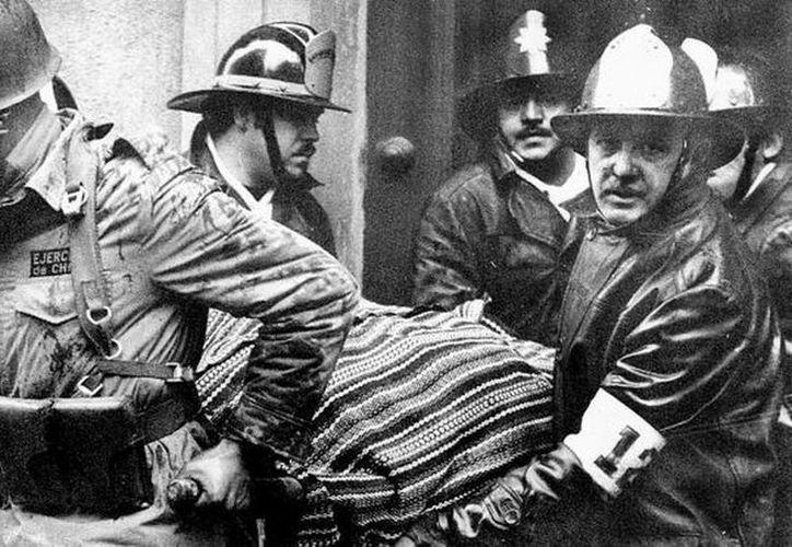 El presidente Salvador Allende se suicidó para evitar caer en manos del ejército golpista. (Agencias)