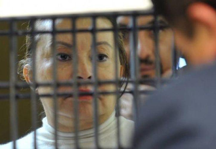 La maestra permanece recluida por la acusación de delincuencia organizada y lavado de mil 978 millones de pesos. (Diario de Coahuila)