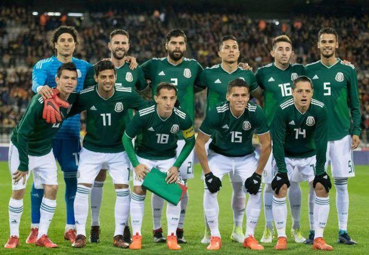 La Selección Nacional de México es el quinto país con más participaciones en Copas del Mundo. (Reporte Indigo)