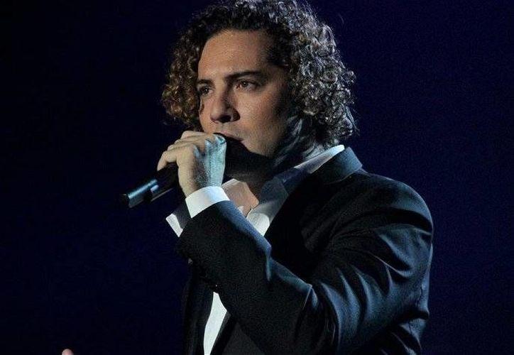 David Bisbal se presentará también en  Zacatecas, San Luis Potosí, Aguascalientes, Guadalajara, Monterrey, Michoacán y Chihuahua. (porvalencia.com)