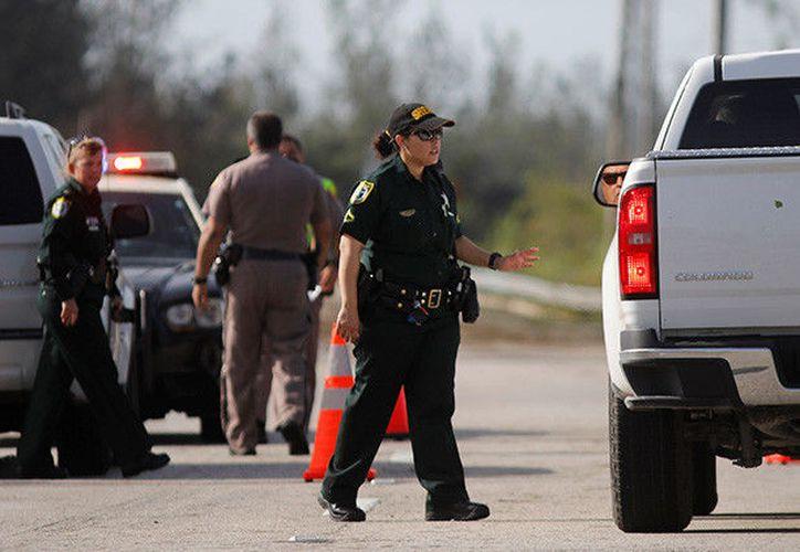 Este miércoles a reportes de un tiroteo en el colegio Freeman High School. (RT)