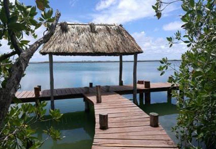 Será el primer centro de visitantes en las cercanías de la recientemente decretada Reserva de la Biosfera Caribe Mexicano. (Foto: Cortesía)