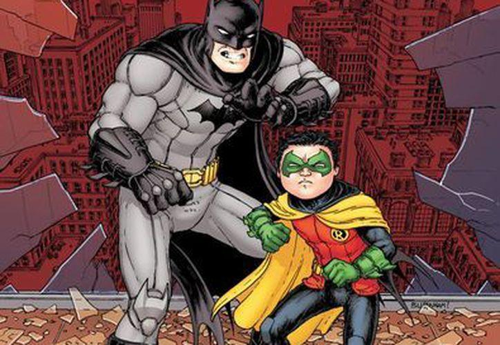 El escritor explicó que la muerte de Robin ilustrará cómo los padres pierden de vista a sus hijos cuando están peleando. (dccomics.com)