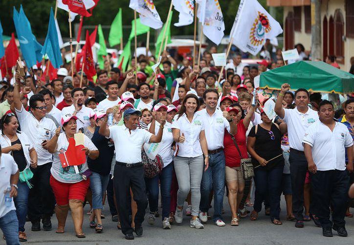 """El lema """"Rescatemos Cozumel"""", cada vez se hace más fuerte entre la ciudadanía. (Redacción/SIPSE)"""