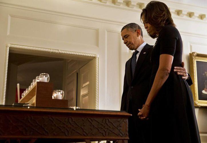 Obama dijo que el cambio verdadero vendrá del pueblo estadunidense, y no de Washington. (Agencias)