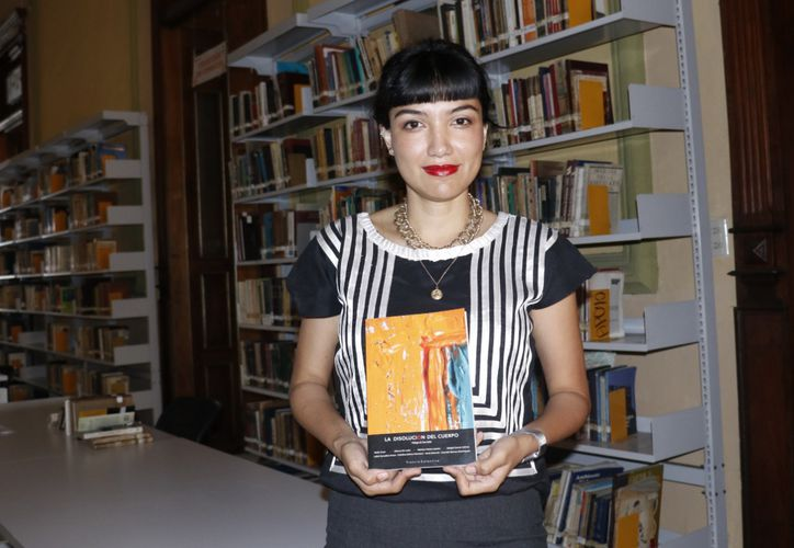 Lolbé González Arceo. (Foto: Jóse Acosta/Novedades Yucatán)