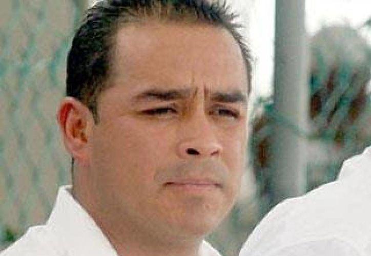 Marco Mejía López, fue integrante del equipo de seguridad de Andrés Manuel López Obrador durante la campaña presidencial de 2006. (Archivo SIPSE)