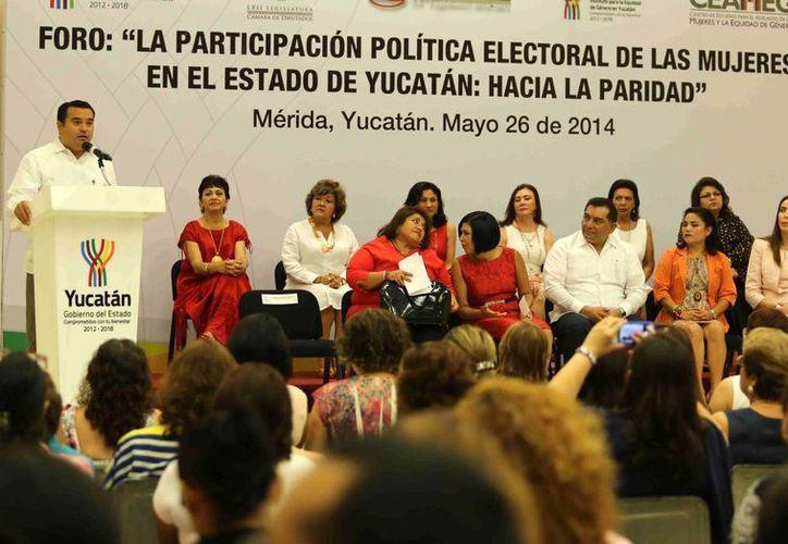 Yucatán es pionero en la lucha por los derechos de las mujeres. (SIPSE)