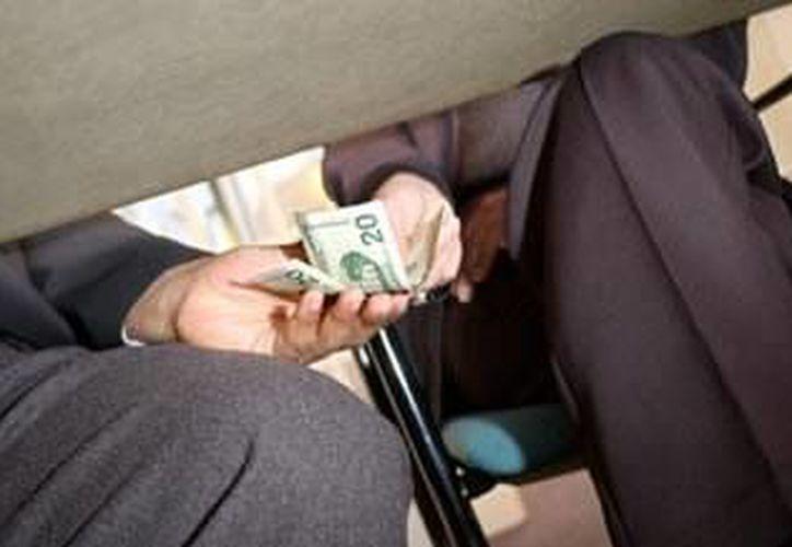 La incidencia de corrupción por cada 100 mil habitantes fue de 24 mil 724. (Foto de Contexto/cnnexpansion.com)