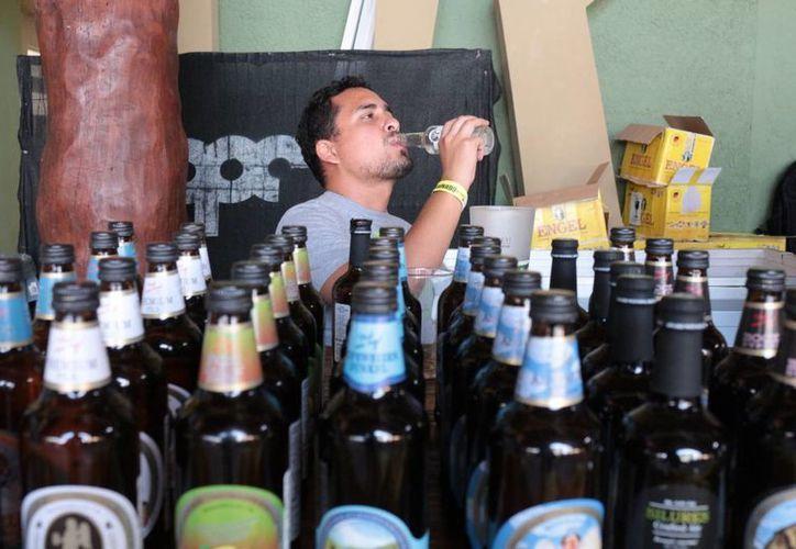 Q. Roo ya se ha colocado como uno de los Estados emergentes en la producción de cerveza artesanal. (Adrián Barreto/SIPSE)