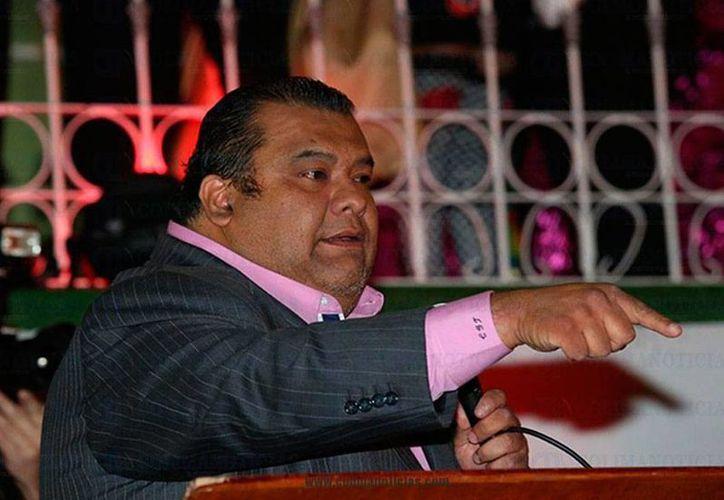 El exdirigente del PRI en el Distrito Federal, Cuautémoc Gutiérrez, es investigado por la Procuraduría de Justicia del DF, por delito de trata, pero hasta ahora no tiene elementos para proceder contra él. (Archivo/colimanoticias.com)