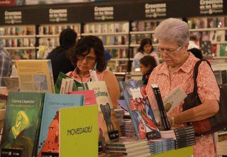 La Filey ya es una de las Ferias del Libro más importantes de México, aseguró Israel Ordóñez, secretario técnico del Consejo Editorial del Gobierno del Estado de México. (Jorge Acosta/Milenio Novedades)