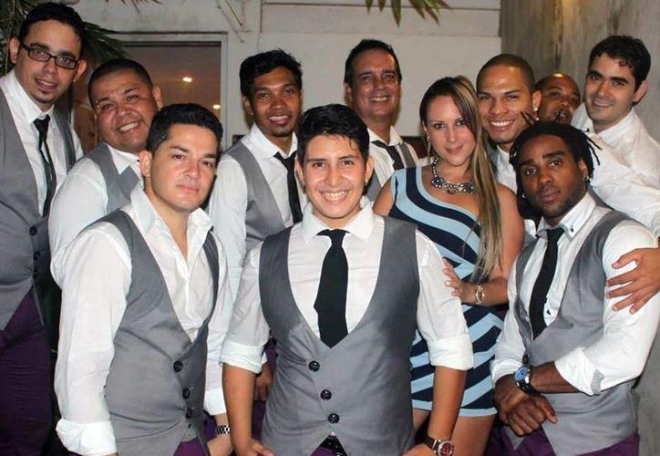 El grupo cubano Kuban Flow contará con la participación de Edwin Luna vocalista de la banda regiomontana para estrenar su nuevo sencillo Borracho de amor. (Milenio Novedades)