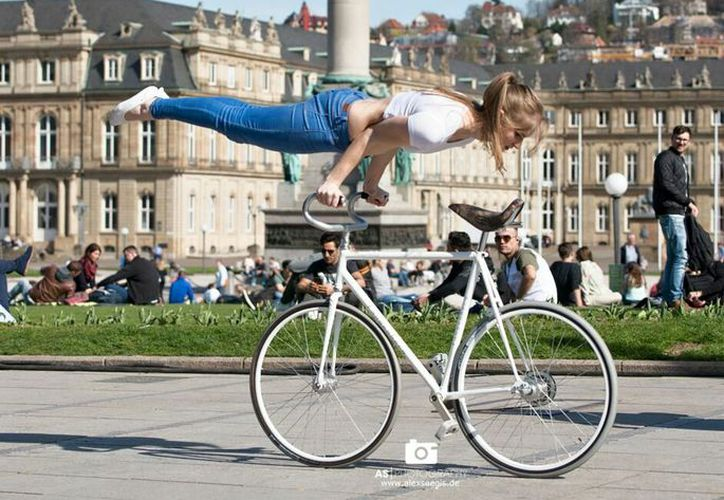Admite que actualmente la UCI no ha otorgado mucho apoyo e interés al ciclismo artístico. (Facebook)