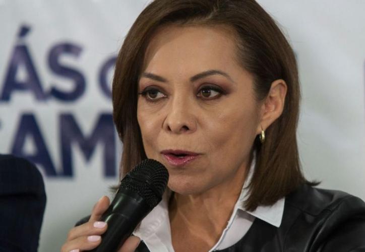 La candidata acusó que la autoridad electoral hizo caso omiso a las denuncias de la ciudadanía. (Foto: Contexto/Internet)