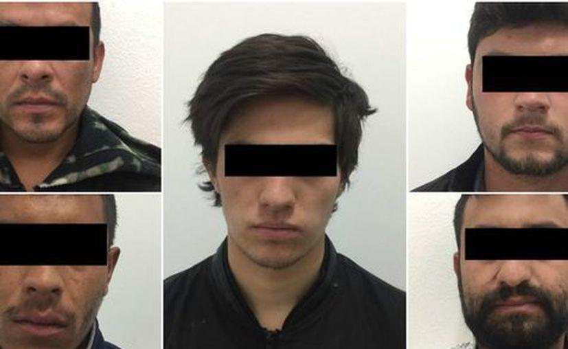 Los detenidos serán llevados ante el Juez de Control del Distrito Judicial Morelos para formularles imputación por delito de secuestro agravado. (Milenio)