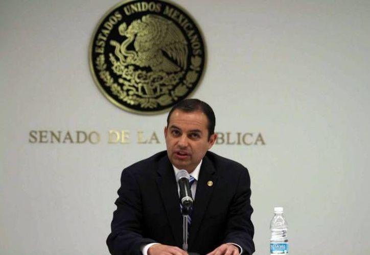 Cordero dijo que a los senadores les preocupa también el IVA en las fronteras. (Archivo/SIPSE)