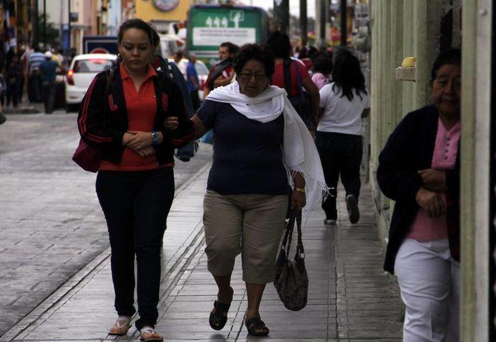 Las bajas temperaturas continuarán estos días en la Península de Yucatán. (Juan Carlos Albornoz/SIPSE)