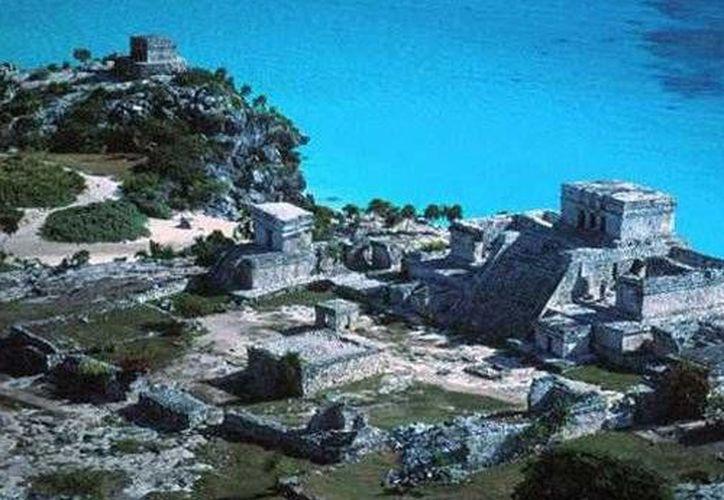 La OVC organizó visitas guiadas a las zonas arqueológicas de Tulum y Cobá. (Contexto/Internet)