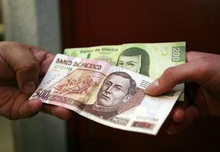 El salario mínimo autorizado para la denominada zona geográfica B es de $61.38. (Foto de Contexto/Informador.com.mx)
