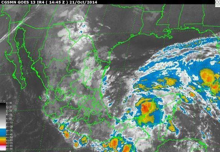 El año pasado la perturbación ciclónica más relevante que afectó Yucatán fue la depresión tropical número 9, que dejó inundaciones en el puerto de Celestún. (SIPSE/Archivo)
