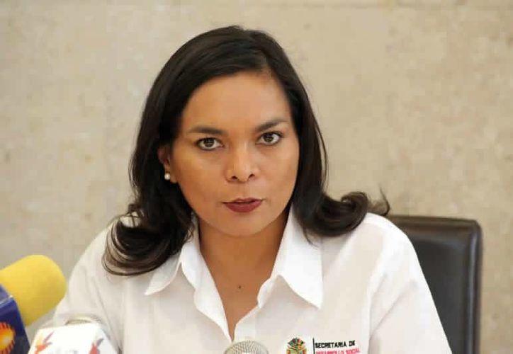 Beatriz Mojica, fuerte candidata a sustituir a Angel Aguirre en la gubernatura de Guerrero, nació en la región de la Costa Chica y tiene apenas 41 años. (guerrero.gob.mx)