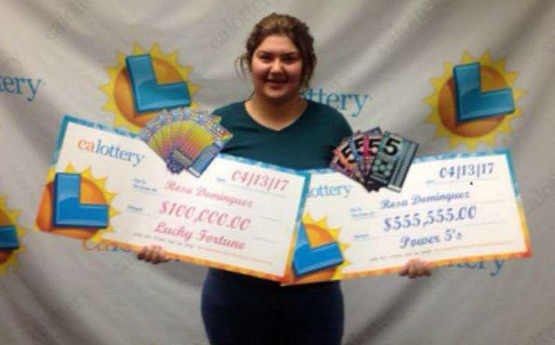 Gana la lotería 2 veces en misma la semana
