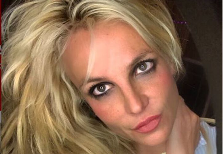(Instagram Britney Spears)