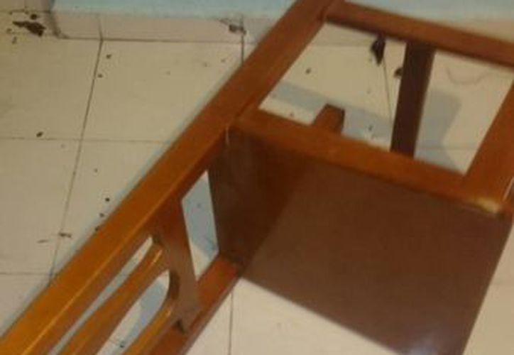El pasado domingo se registró una riña en el domicilio de la familia afectada. (Eric Galindo/SIPSE)