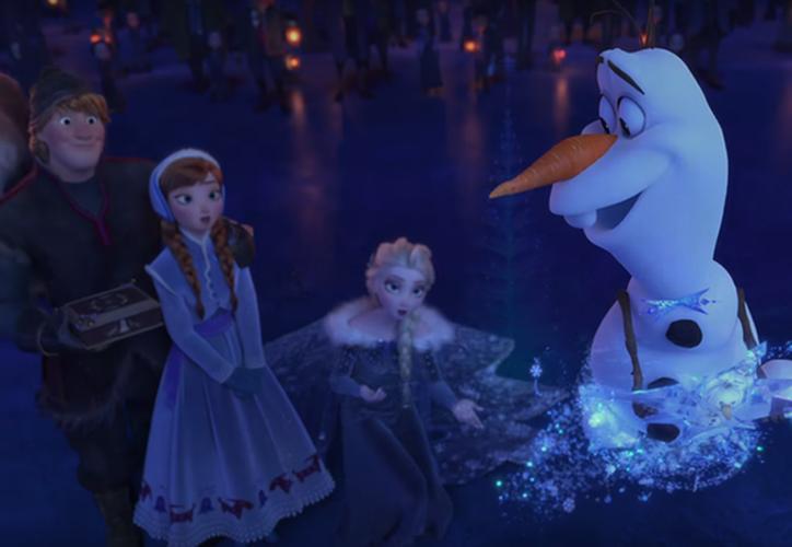 Usuarios de las redes sociales han expresado su molestia por el cortometraje de Olaf. (Foto: Contexto/Internet)