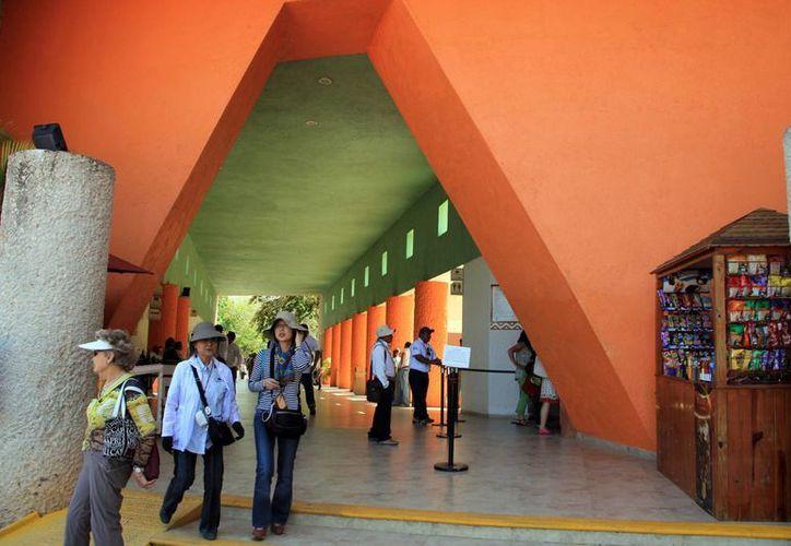 Chichén Itzá era hasta el año pasado la segunda zona arqueológica con más visitas en México. (SIPSE)