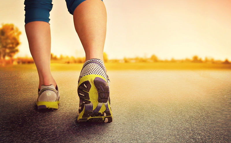 Pronto podrás adquirir unos tenis que te avisarán cuando estés subiendo de  peso. (Shutterstock 9b59bc2960ea