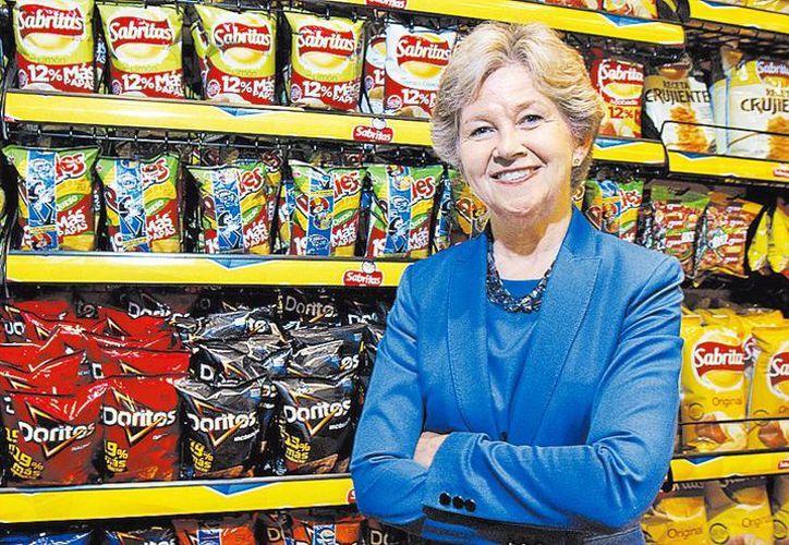 La diversidad es un imperativo para el negocio, dice Cynthia Trudell. (Milenio)