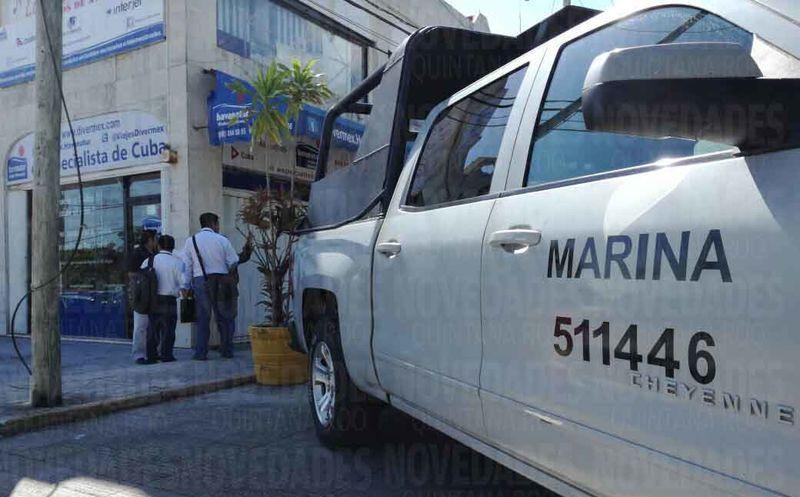 Presunto secuestrador se avienta por las escaleras de la SEIDO