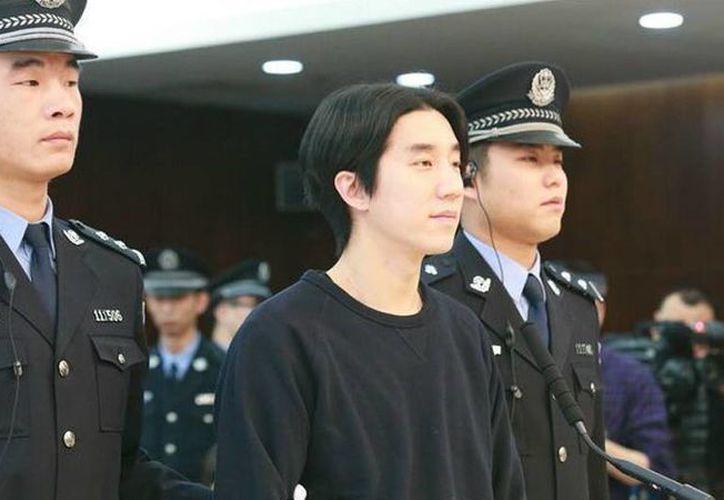 Jaycee Chan fue condenado en China a seis meses de prisión. (trome.pe)