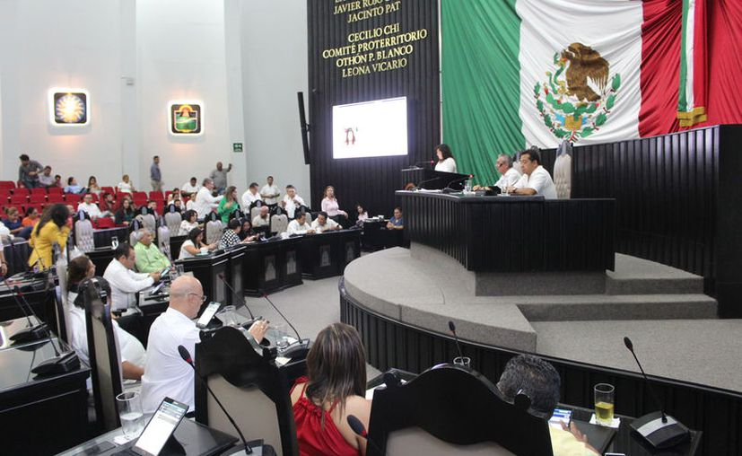 El Congreso local revisará dos iniciativas enfocadas a reformar la Ley para la Prevención  y Gestión Integral de Residuos. (Joel Zamora/SIPSE)