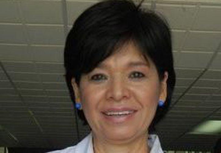 Lilia Bejarano Casarez dijo que brindará a los consumidores la confianza. (Israel Leal/SIPSE)