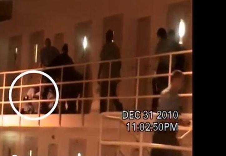 Según la información, en aquella época se llevó a cabo una manifestación pacífica de los reos en la prisión. (YouTube)