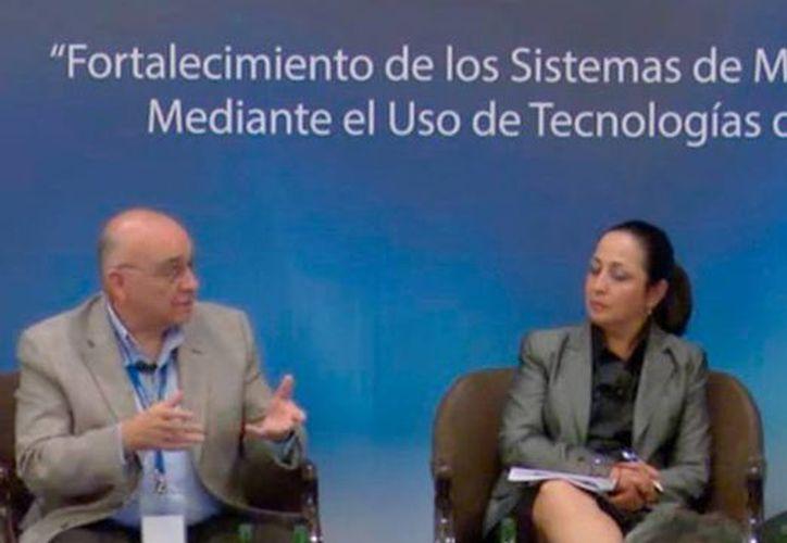 En Chile, funcionarios de Yucatán presentaron programas para evaluar las políticas públicas, dentro del XI Reunión Internacional de la Red Latinoamericana y del Caribe de Monitoreo y Evaluación. (Milenio Novedades)