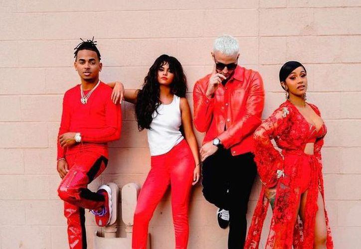 Selena Gomez ya había anticipado una colaboración con Cardi B, pero fue hasta este tema que se concretó. (Vanguardia MX)